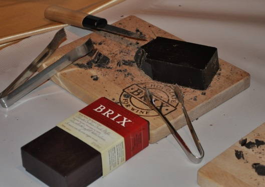 Brix 70% dark chocolate