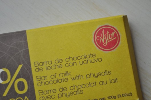 Astor chocolate bar