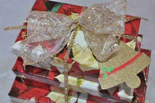 Christmas wrappings