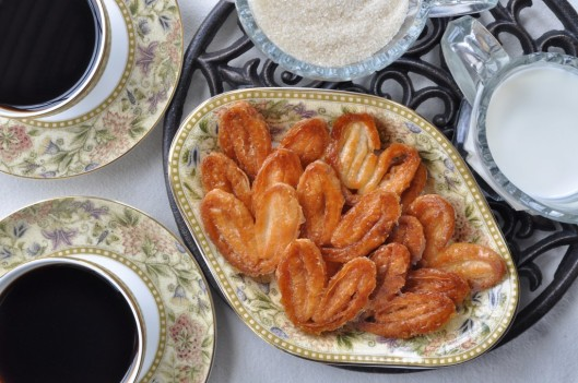 Close-up of palmiers