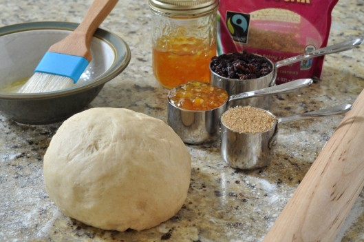 Prep for Paddington buns