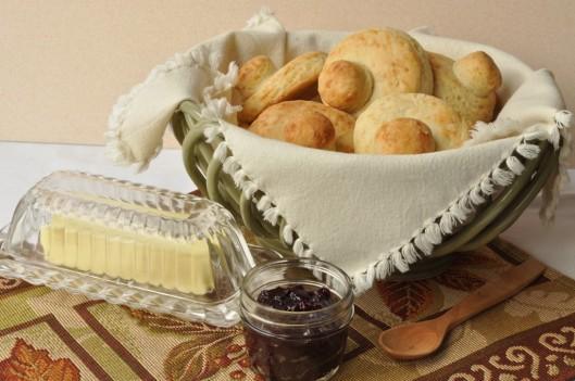 Quaker Bonnet Biscuits