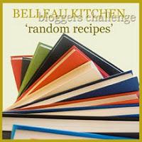 Random Recipes Mosaic