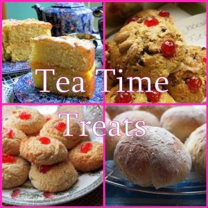 Tea Time Treats Mosaic