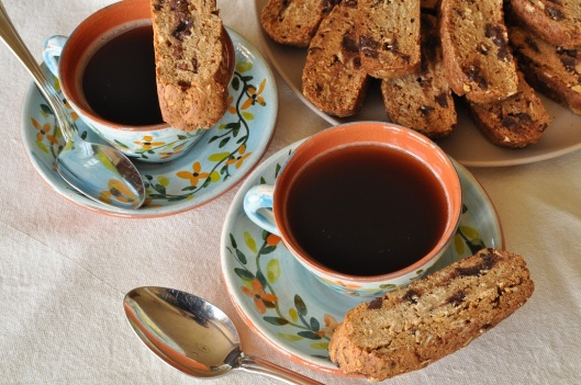 A Biscotti Without Eggs