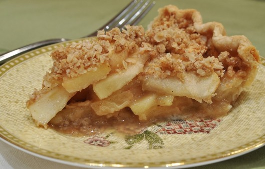 A Slice of Quince-Apple Pie