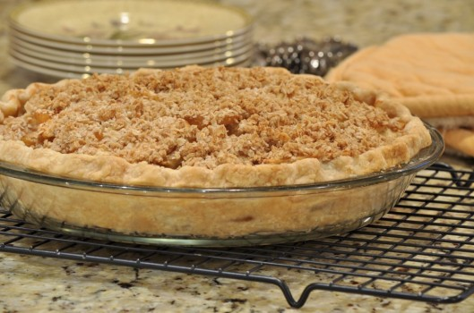 Quince-Apple Pie