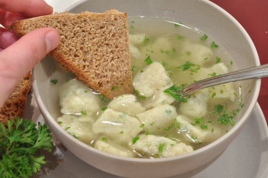 A Bowl of Xavier Soup