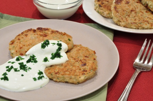 Cottage Cheese Cutlets