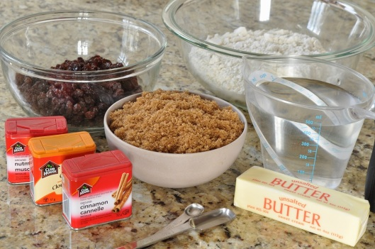 Ingredients for Yum Yum Cake