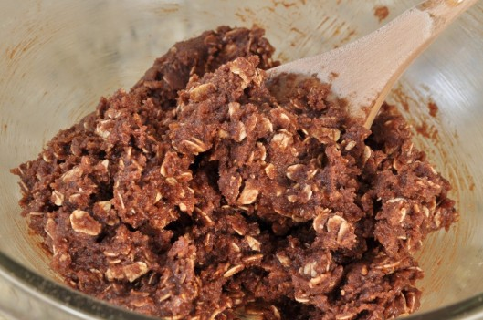 Batter for Cocoa-Caraway Oat Crisps