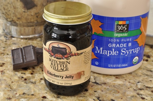 Local Elderberry Jam