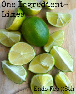 One-Ingredient-Limes-831x1024