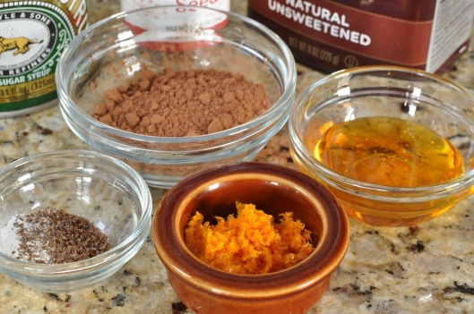 Orange, Caraway, and Cocoa