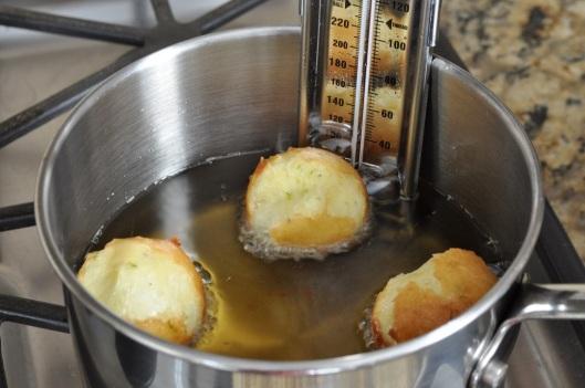Puffed Zeppole