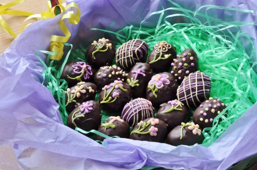 Coconut Easter Egg Candy
