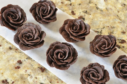 Decor Chocolate Roses