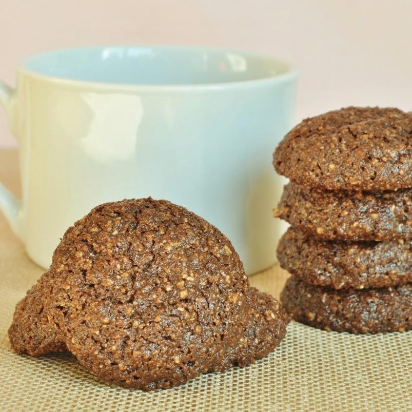 Date-Cashew Cookies