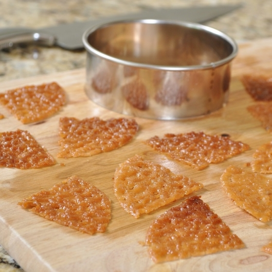 Honey Tuiles I