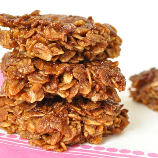 Molasses-Nutmeg  Flapjack