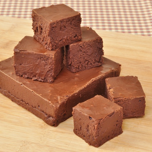 VIIII. Cocoa-Molasses Fudge