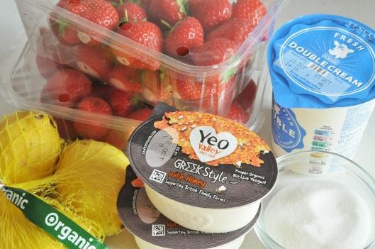 Honey Greek Yogurt
