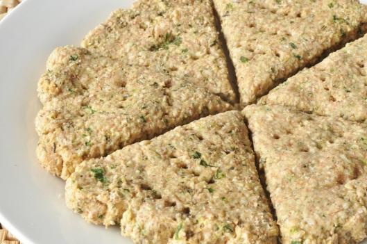 Rosemary-Thyme Oatcakes