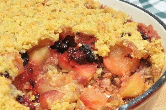 Serve up the Crumble