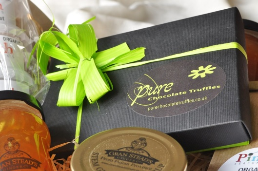 A Box of Pure Chocolates