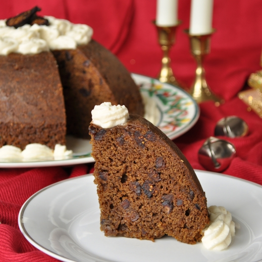 A Slice of Figgy Pudding