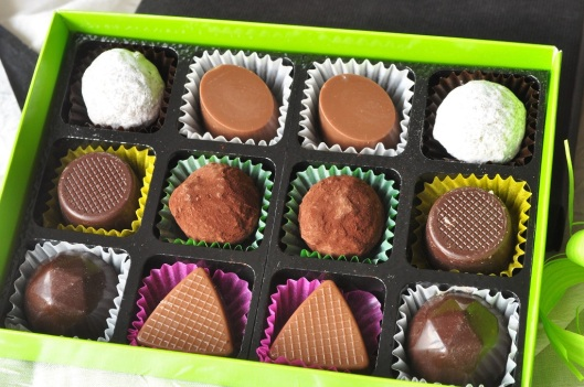 Assorted Pure Truffles