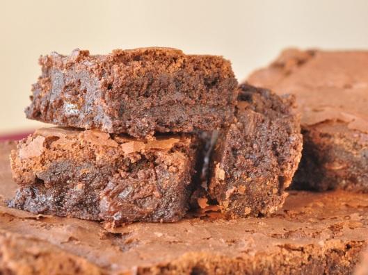Gluten-Free Amaretto-Sultana Brownie