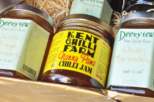 Kent Chilli Farm Jam