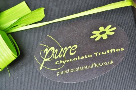 Pure Chocolate Truffles