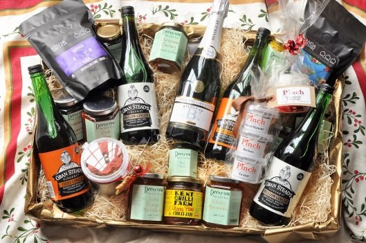 The Weighty Hamper