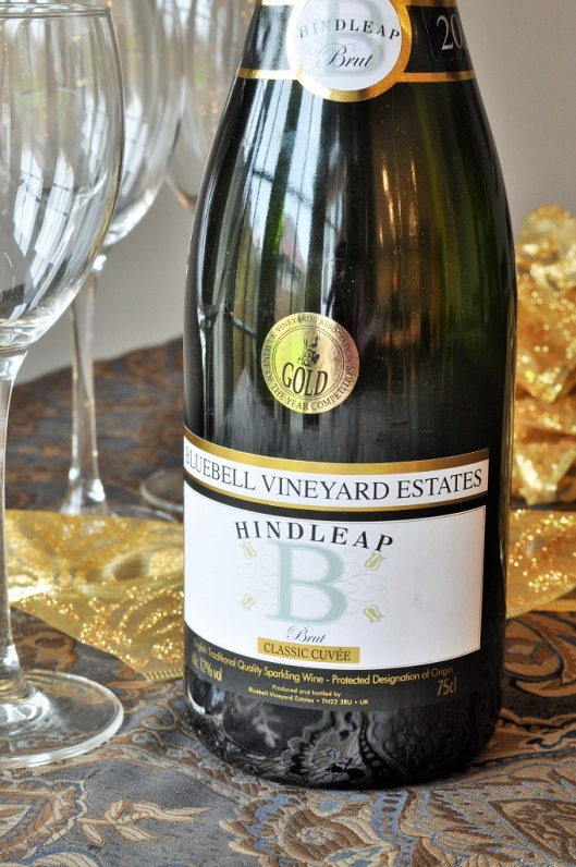 Bluebell Vineyard 2010 Vintage Sparkling Wine