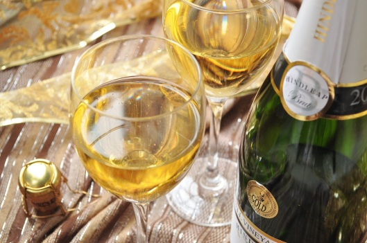 Bluebell Vineyard Sparkling English Wine