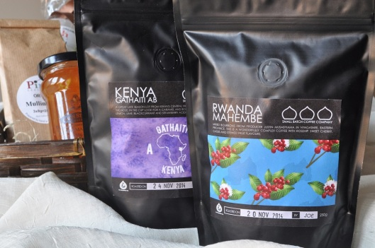Coffees from Small Batch