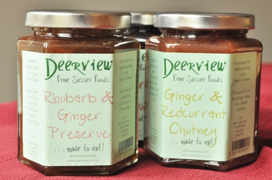 Ginger Preserve and Chutney