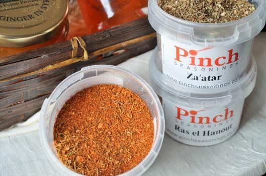 Pinch Berbere Spice Blend