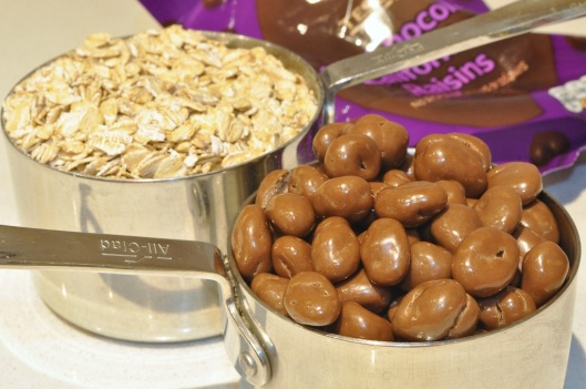 Raisins Masquerading as Chocolate
